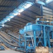 تولید آهن اسفنجی به روش کوره تونلی (کاویان گهر سیرجان)
