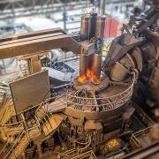 طراحی و ساخت ماشین آلات فولاد کاوه جنوب