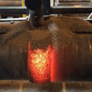 رولرهای فولاد اروند جهان آرا